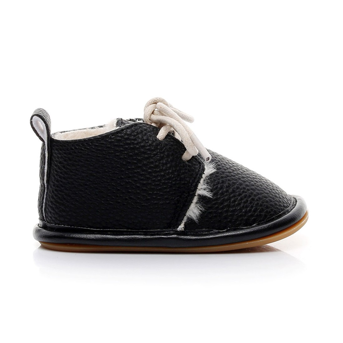 Parker Luxury Black Baby Shoe