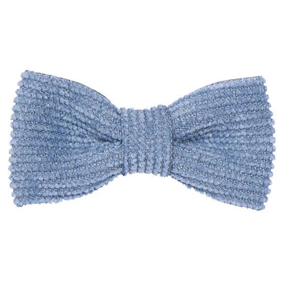 chenille mini bow
